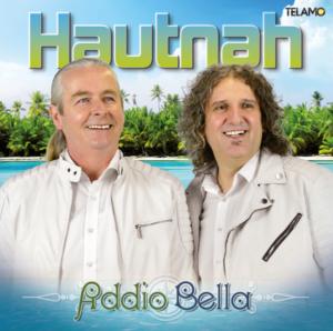 Cover- Hautnah Addio bella