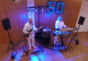 Duo, Partyband für Hochzeit, Geburtstagsfeier, Fasnacht, Firmenfeier, Oktoberfest